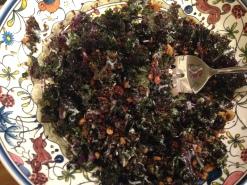 Animal's Kale Salad